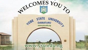Yobe State University pre degree programme