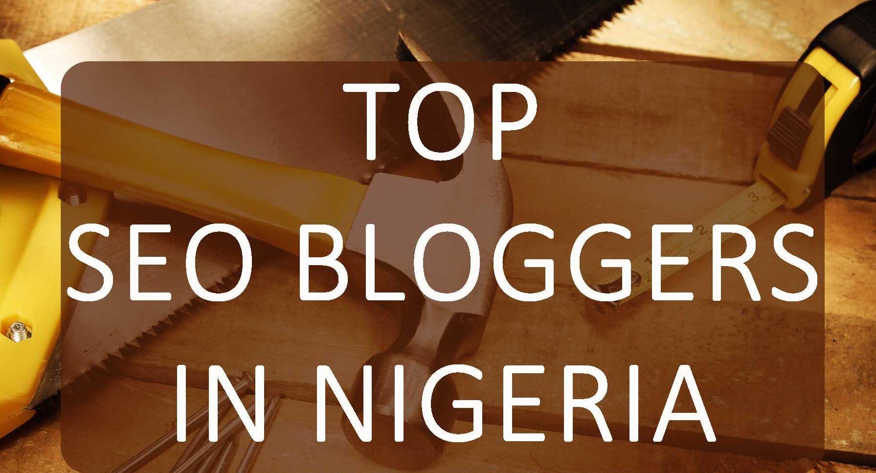 Top bloggers in nigeria 2017