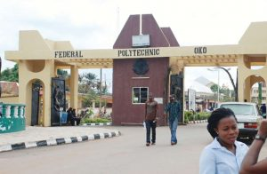 Fed Poly Oko ND Full-time Admission List