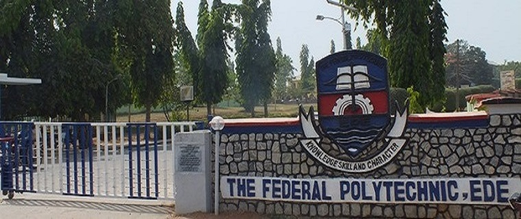 federal polytechnic ede admission portal