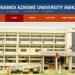 UNIZIK Update On Admission List