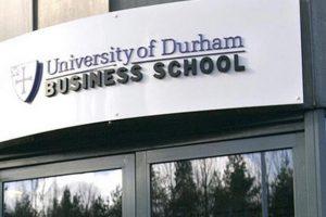 Durham University Business School scholarships for international students