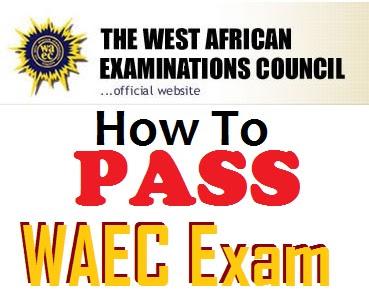 how to pass waec and jamb