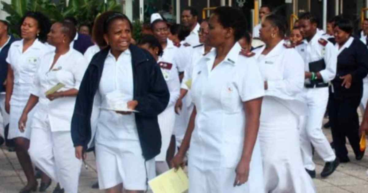 Study Nursing In Nigeria