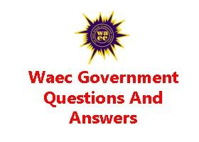 Waec Government expo
