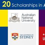 Top Australian Scholarships for International Students 2018/2019