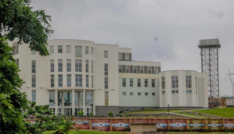 obasanjo presidential library address