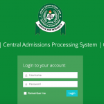 How to Create a JAMB CAPS Account