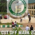 FUOYE Departmental Cut Off Mark